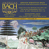 Play & Download J.S. Bach - Cantatas Volume III by American Bach Soloists | Napster