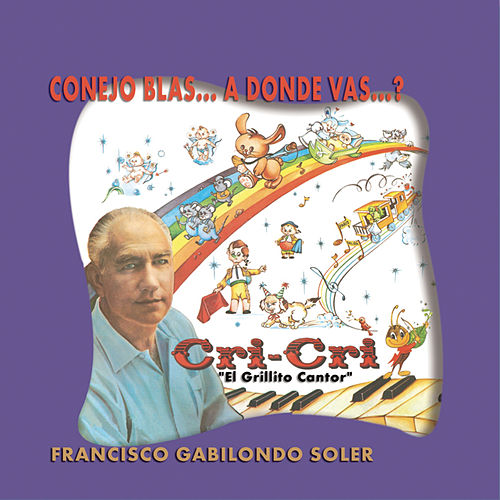 Conejo Blas...A Donde Vas? by Cri-Cri