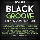 1 Year Of Black Groove Recordings Part.1 - EP by Various Artists