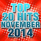Top 20 Hits November 2014 von Piano Tribute Players