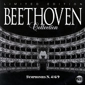 Beethoven: Symphonies N. 4, 6 & 9 by Various Artists