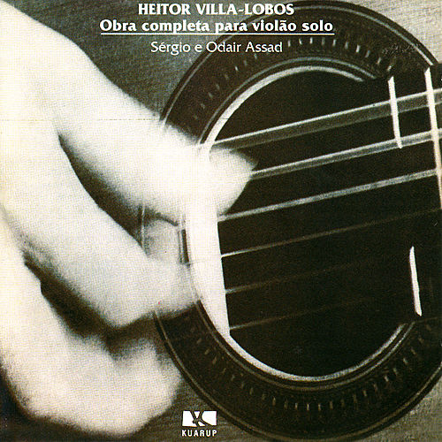 Play & Download Heitor Villa-Loos : Obra completa para violão solo by Various Artists | Napster