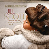 The Real Thing: Words & Sounds Vol 3 by Jill Scott