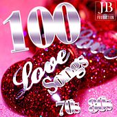 Play & Download 100 Love Song 70's 80's by Various Artists | Napster