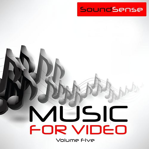 Play & Download Music for Video, Vol. 5 by SoundSense | Napster
