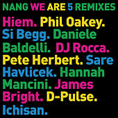 We Are 5 (Remixes) by Various Artists
