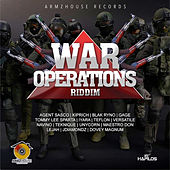 Play & Download War Operations Riddim by Various Artists | Napster
