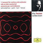 Play & Download Henze: Violin Concerto No.1; Ode to West Wind; Double Bass Concerto by Various Artists | Napster