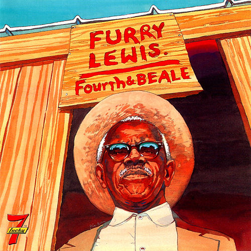 Play & Download Fourth & Beale by Furry Lewis | Napster