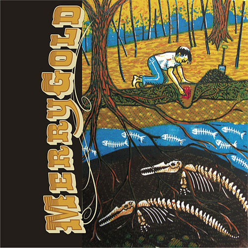 Hangtown - EP by MerryGold