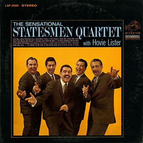 Play & Download The Sensational Statesmen Quartet by The Statesmen Quartet | Napster