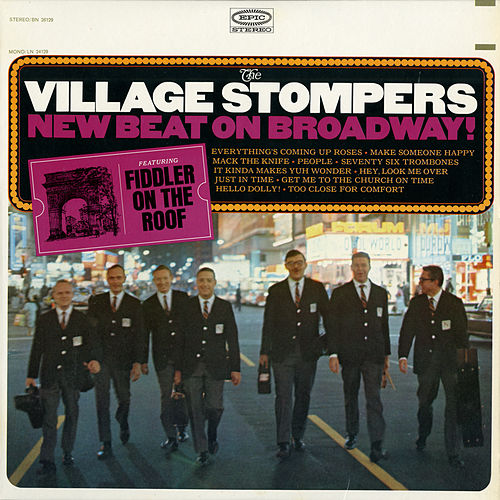 New Beat On Broadway! by The Village Stompers