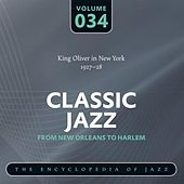 Classic Jazz- The Encyclopedia of Jazz - From New Orleans to Harlem, Vol. 34 von Various Artists