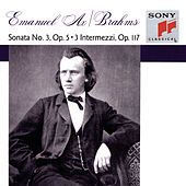 Brahms Piano Music by Emanuel Ax