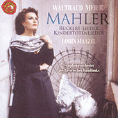 Play & Download Gustav Mahler: Orchesterlieder by Waltraud Meier | Napster