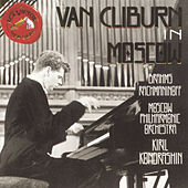 In Moscow by Van Cliburn