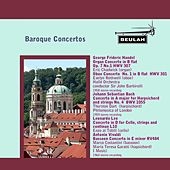 Play & Download Baroque Concertos by Various Artists | Napster