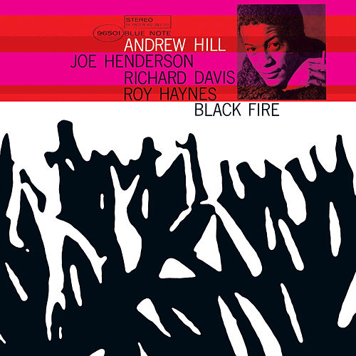 Black Fire by Andrew Hill