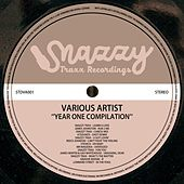 Play & Download Snazzy Traxx (Year One) - EP by Various Artists | Napster