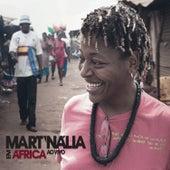 Em África von Mart'nália