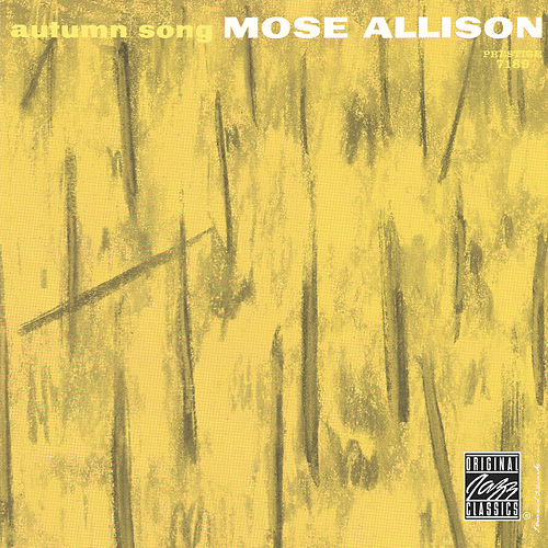 Autumn Song by Mose Allison