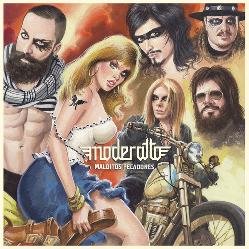 Malditos Pecadores by Moderatto