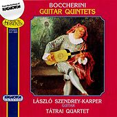 Play & Download Boccherini: Three Guitar Quintets (Tatrai String Quartet; Laszlo Szendrey-Karper) by Laszlo Szendrey-Karper   Napster