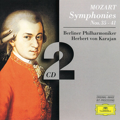 Play & Download Mozart, W.A.: Symphonies Nos.35 - 41 by Berliner Philharmoniker | Napster