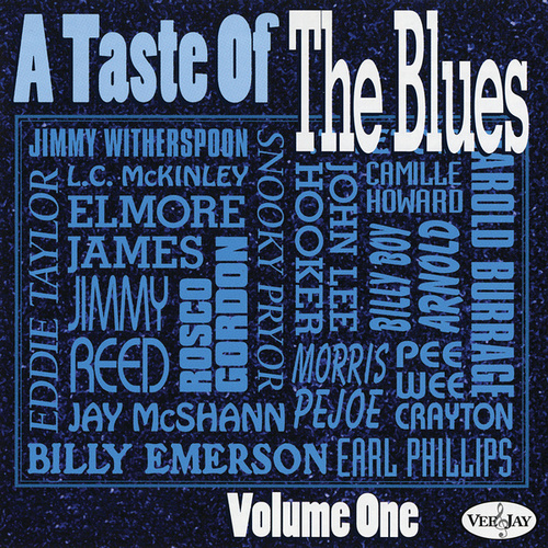 Play & Download A Taste Of The Blues, Vol. 1 by Various Artists | Napster