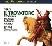 Verdi: Il Trovatore by Renato Cellini