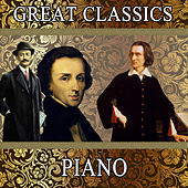 Play & Download Great Classics. Piano by Orquesta Filarmónica Peralada | Napster