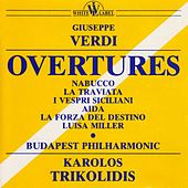 Play & Download Verdi: Overtures by Budapest Philharmonic Orchestra | Napster