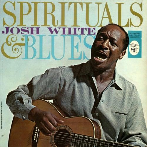 Play & Download Spirituals & Blues by Josh White | Napster