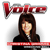 Play & Download Wrecking Ball by Christina Grimmie | Napster