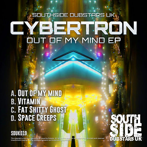 Out of My Mind EP de Cybertron