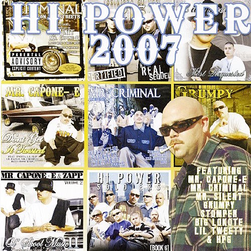 Play & Download Hi Power 2007 by Various Artists | Napster
