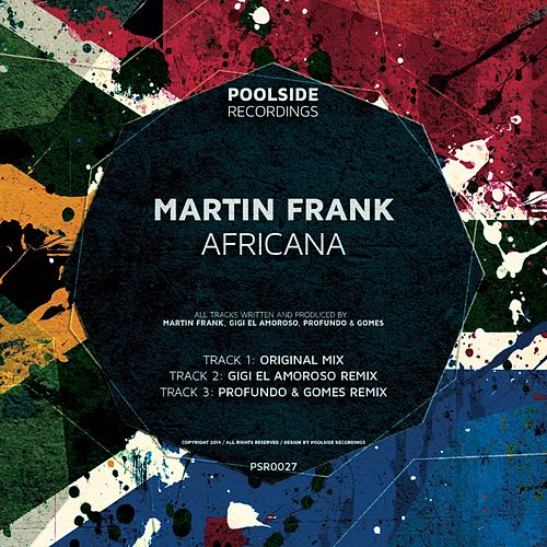 Africana by Frank Martin