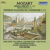 Mozart: Missa brevis - Vesperae solennes de Confessore - Epistle Sonata by Various Artists