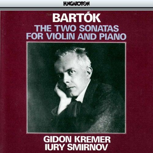 Bartók: The Two Sonatas for Violin and Piano von Gidon Kremer