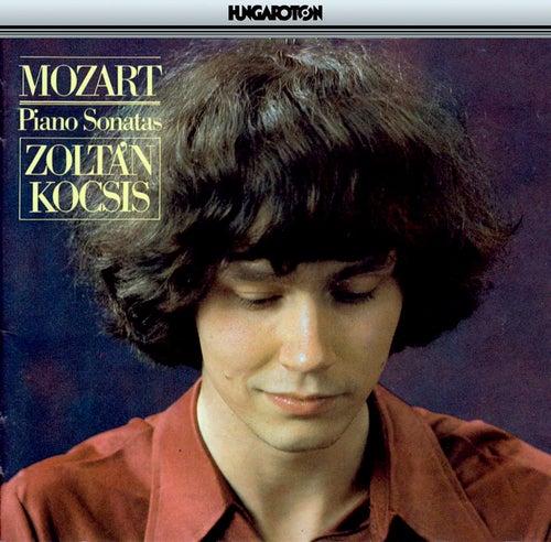 Mozart: Piano Sonatas by Zoltan Kocsis
