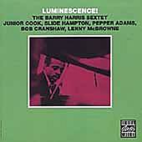 Play & Download Luminescence! by Barry Harris | Napster