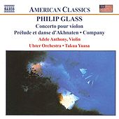 Glass: Works for Orchestra von Various Artists