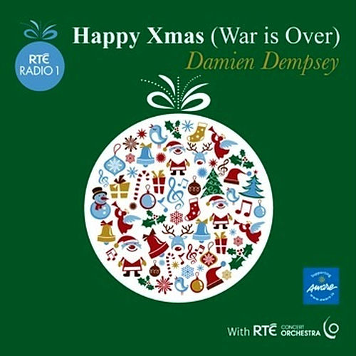 Play & Download Happy Christmas (War Is Over) by Damien Dempsey | Napster