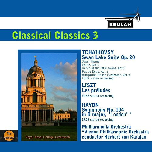 Play & Download Classical Classics 3 by Herbert Von Karajan | Napster