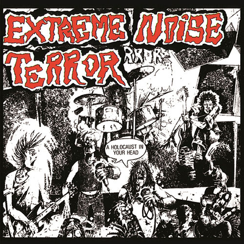 Holocaust in My Head by Extreme Noise Terror