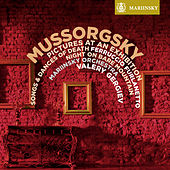 Mussorgsky Pictures at an Exhibition, Songs and Dances of Death, Night on Bare Mountain by Ferruccio Furlanetto