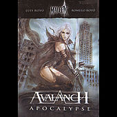 Play & Download Malefic Time Apocalypse by Avalanch | Napster