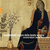 Play & Download Monteverdi: Vespro della beata vergine by Rinaldo Alessandrini | Napster