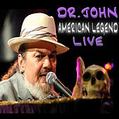 American Legend Live by Dr.John