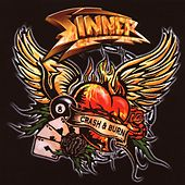 Play & Download Crash & Burn by Sinner | Napster